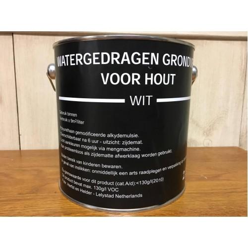 PROMO Watergedragen grondvef 2,5 liter
