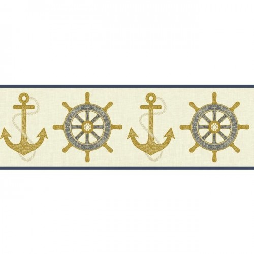 Atlantic 343006 Behangboordje met ankers