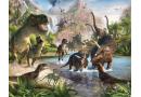 Walltastic Dinosaur Land ..