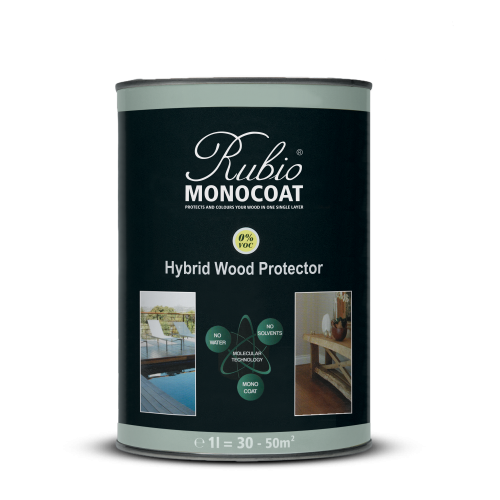 Rubio Monocoat Hybrid Wood Protector Dolphin 2,5L 132296