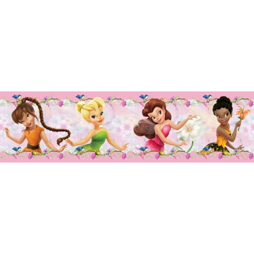 "AG Design Disney ""Fairies"" behangboord"