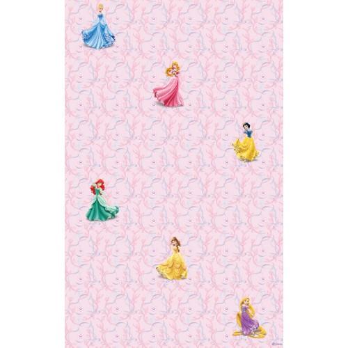 AG Design Disney Prinsessen behang