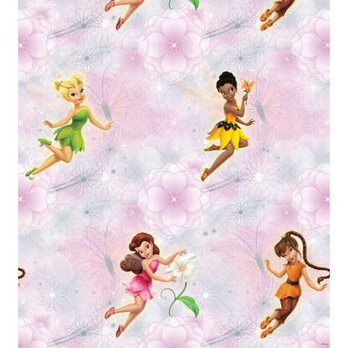AG Design Disney Fairies behang