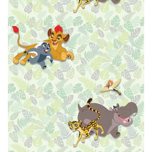 "AG Design Disney ""The Lion Guard"" behang"