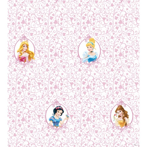 "AG Design Disney ""Prinsessen"" behang"
