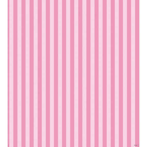 AG Design Disney roze strepen behang
