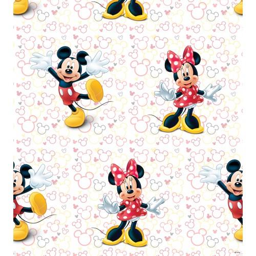 AG Design Disney Micky Mouse en Minnie behang