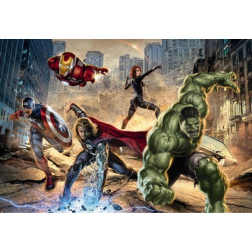 Avengers Street Rage