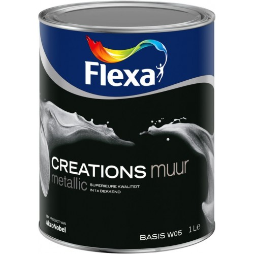 Flexa Creations Metallic 1 liter