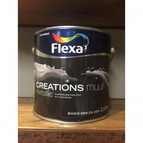 Flexa Creations Metallic 2,5L